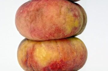 Peach Lassi