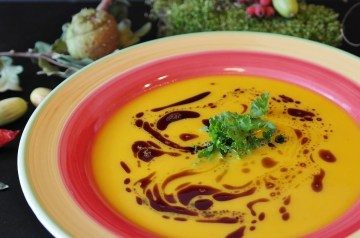 Finnish Berry Soup (Marjakeitto)