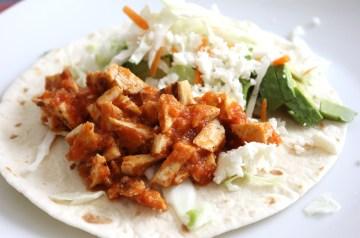 Mabu Dofu (Spicy Tofu)