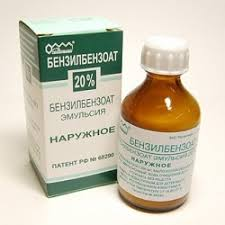 Thuốc Benzyl Benzoate