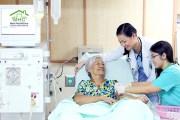 Chăm sóc người bệnh tại nhà và bệnh viện TP. HCM