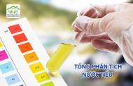Hướng dẫn đọc kết quả xét nghiệm tổng phân tích nước tiểu