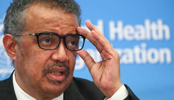 Cập nhật dịch corona ngày 13-2: Gần 15.000 ca nhiễm mới, thêm 242 người chết tong giam doc WHO Tedros Adhanom Ghebreyesus