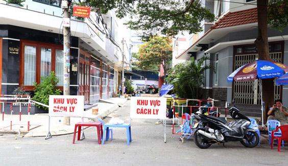 quan tan phu cach ly 17 ho dan tin tuc covid-19  Phong tỏa 17 nhà ở quận Tân Phú vì có người tái dương tính COVID-19 quan tan phu cach ly 17 ho dan tin tuc covid 19