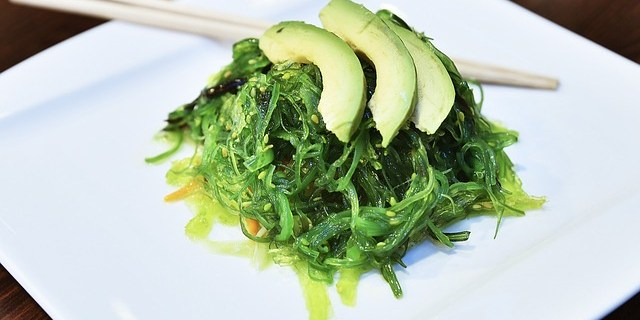 salade de wakamé