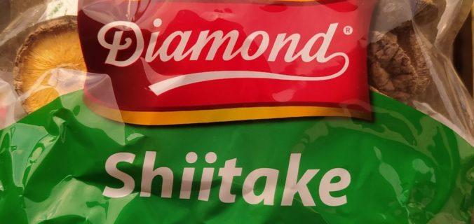 paquet de shiitake