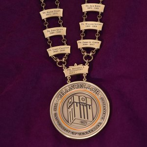 Chancellor's medallion