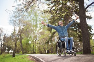 Learn How to Move Past Your Physical Disabilities (Video)