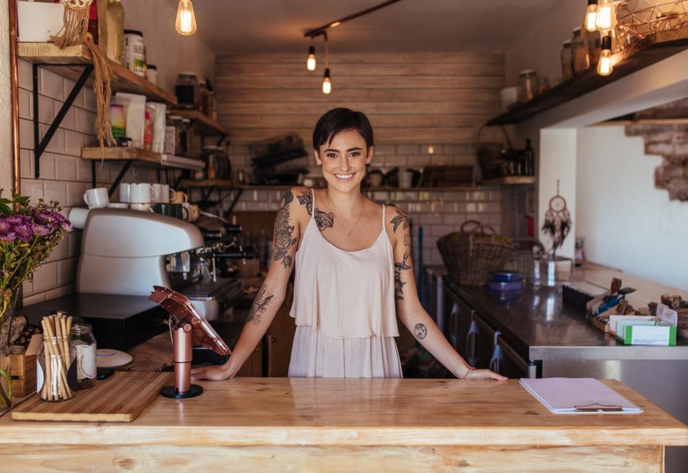 Help an Entrepreneur Start a Business