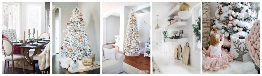 Cheerful Christmas Home Tour
