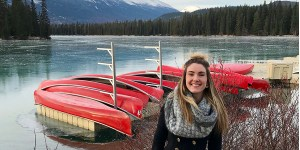 Christmas in November: Lac Beauvert at Fairmont Jasper Park Lodge
