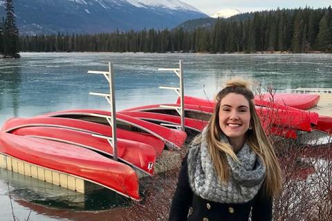 Christmas in November: Lac Beauvert at Fairmont Jasper Park Lodge