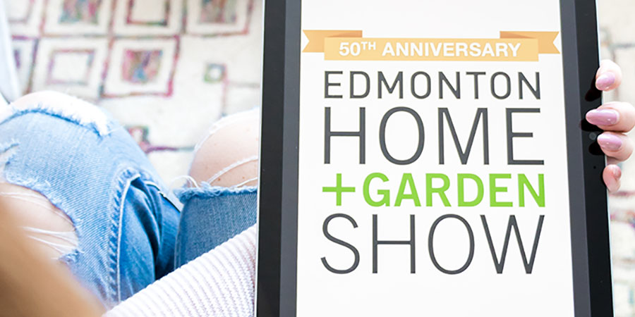 Home Improvement Lovers, Rejoice: The Edmonton Home + Garden Show Returns  To The Expo Centre March 22 25!