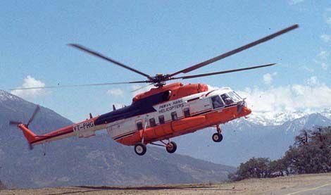 chandigarh-shimla-helicopter
