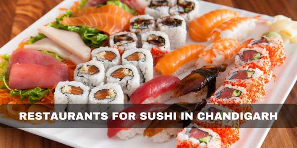 Sushi-in-Chandigarh