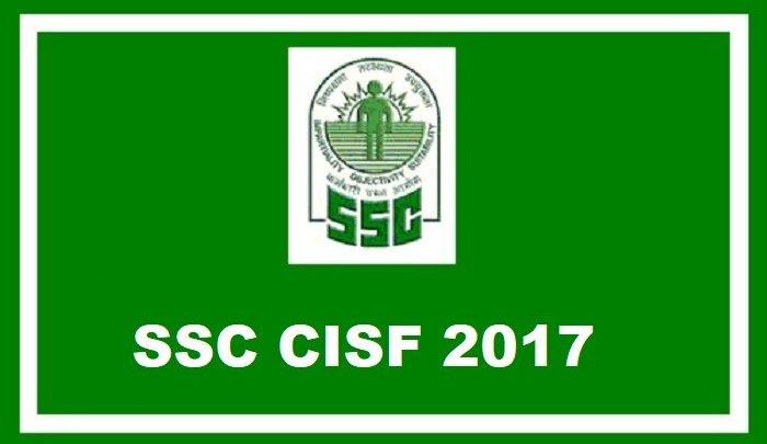 SSC-CISF