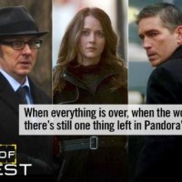 How Far Are We Willing To Go? Moral Dilemmas in the Fourth Season of Person of Interest