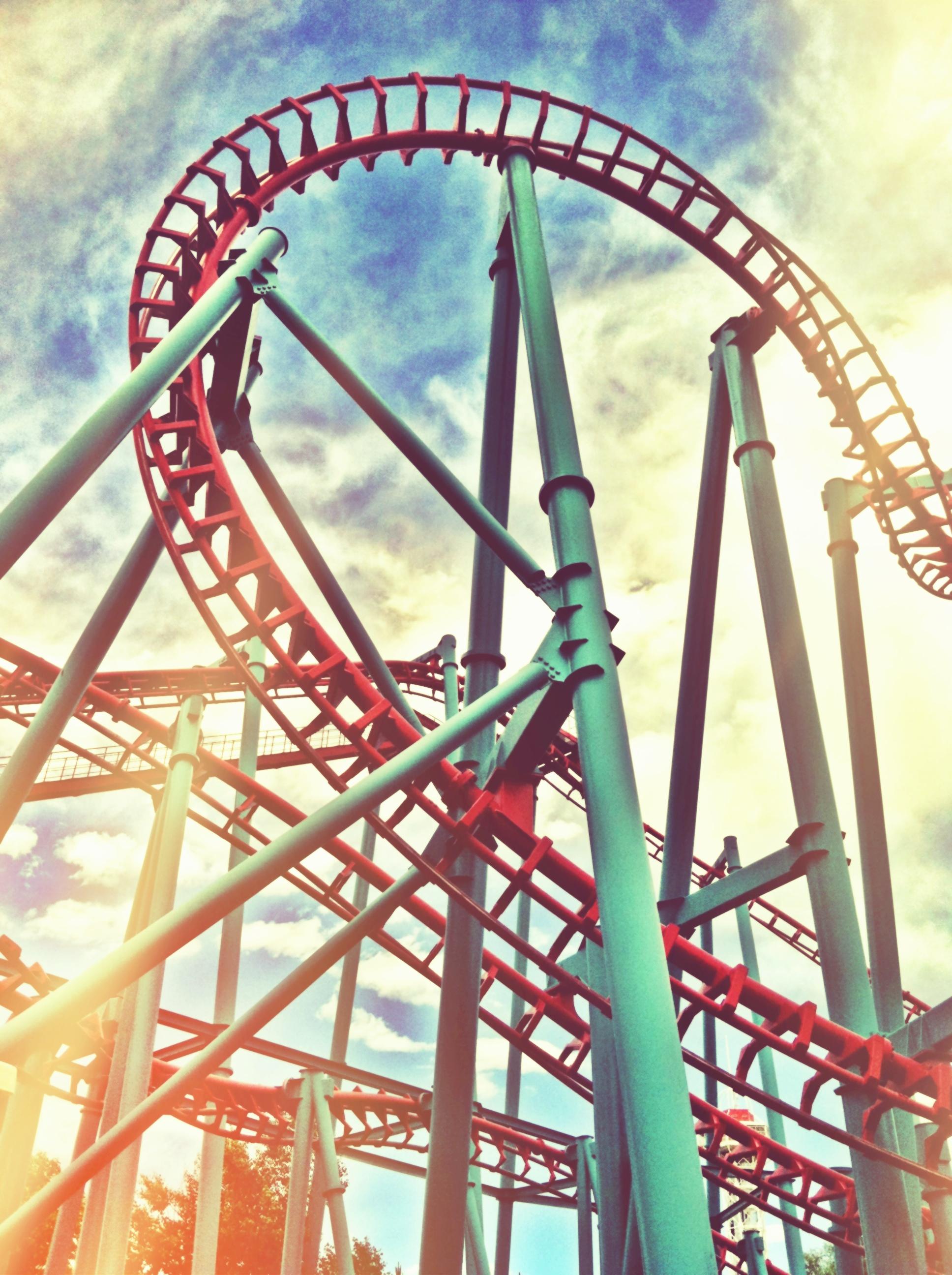 Mind Eraser Roller Coaster