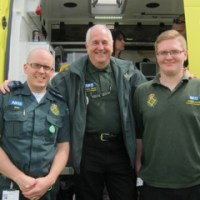 First Aider and First Responder