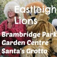 Eastleigh Lions: Brambridge Park Santa's Grotto 2014