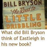 Read Bill Bryson's Portrayal of Eastleigh Town. Do You Agree?