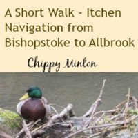 My Favourite Short Walk - Itchen Navigation from Bishopstoke to Allbrook