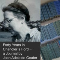 Forty Years in Chandler's Ford- a Journal (Part 143)