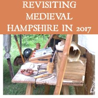 Revisiting Medieval Hampshire in 2017
