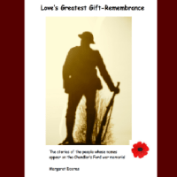 Love's Greatest Gift - Remembrance, by Margaret Doores