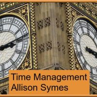Time Management and Time Travel