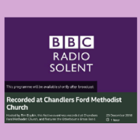 BBC Radio Solent: Christmas Carol Concert at Chandler's Ford Methodist Church