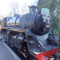 Dining on the Watercress Line
