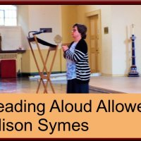 Reading Aloud Allowed (and Local Author News:  Allison Symes)