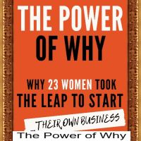 The Power of Why - Wendy H Jones in conversation with Allison Symes
