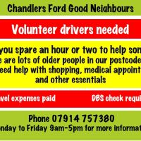 Do you have some time to spare? Volunteer with Good Neighbours.