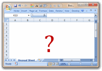 Unusual uses of Microsoft Excel