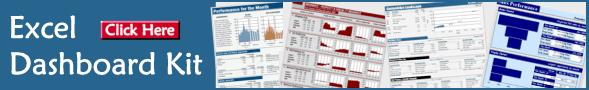 Excel Dashboard Kit
