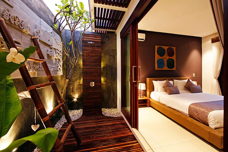 Contemporary Pool Villas