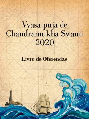 Vyasa-puja 2020: Livro de Oferendas