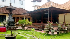 Balinese guest house