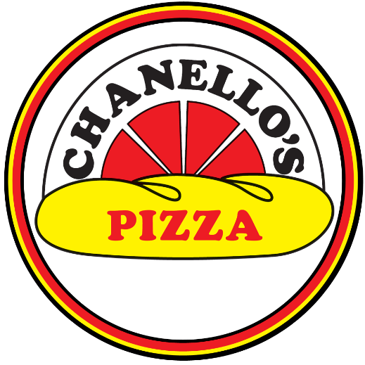 Chanellos Pizza Logo