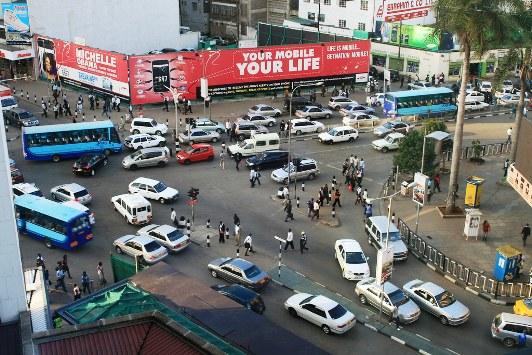 Image of is Nairobi safe at night