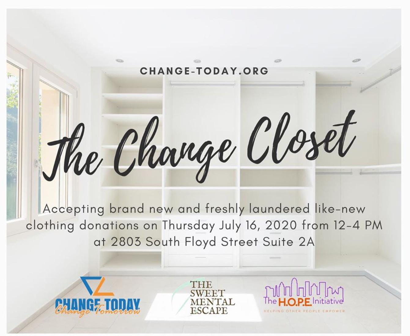 The Change Closet