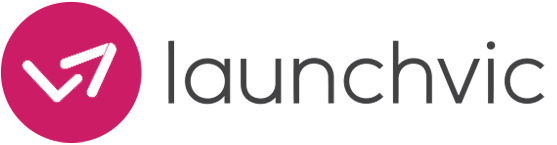 launchvic logo