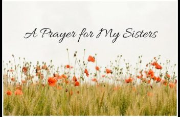 A Prayer for My Sisters 2