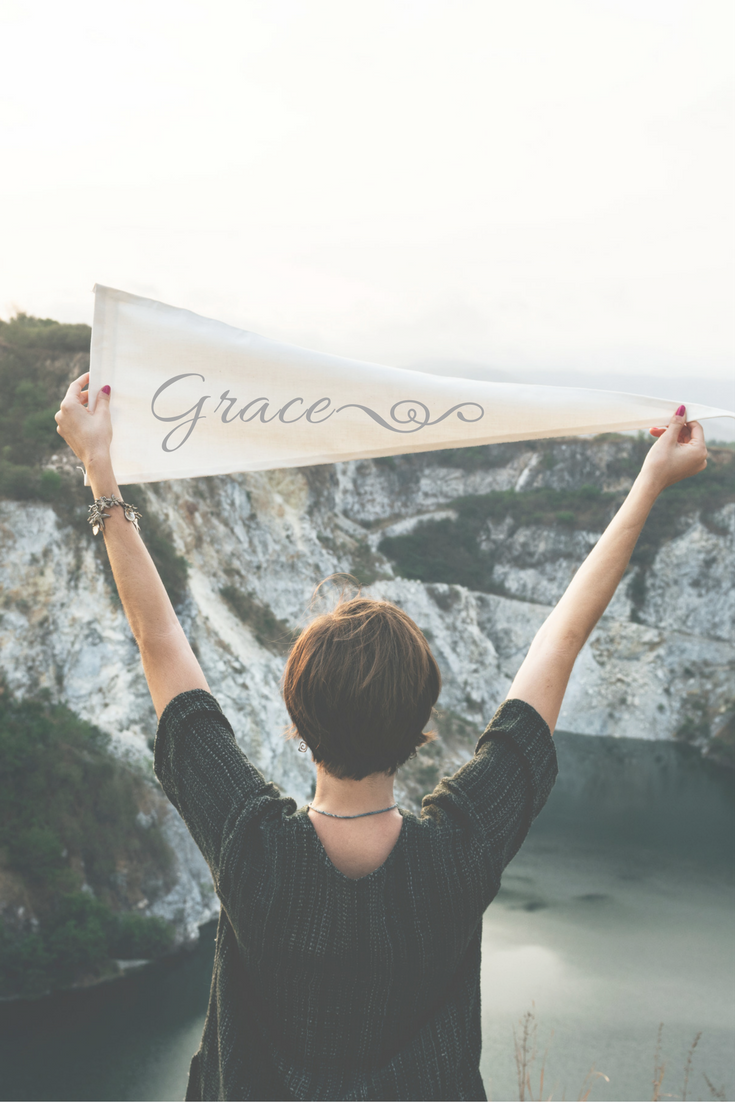 Author Jill Holler shares her personal testimony of how the power of God's grace changed her life forever and gave her hope when there appeared to be none.