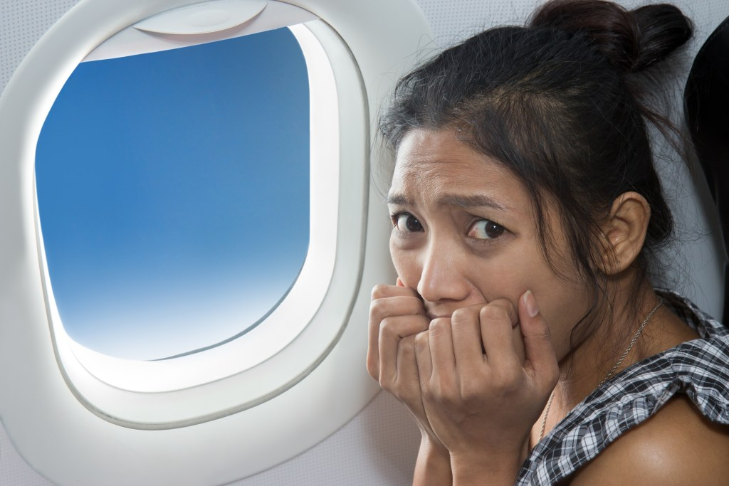 fear of flying can be helped with hypnotherapy