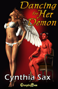Dancing For Her Demon by Cynthia  Sax