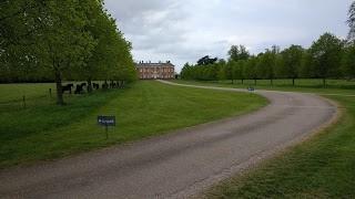 Beningbrough Hall Entrance Drive