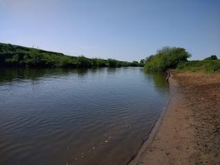 River Ouse at Beningbrough Hall